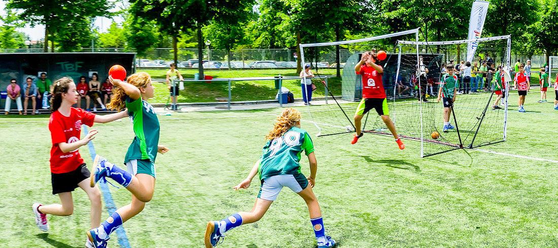Sportem ve škole
